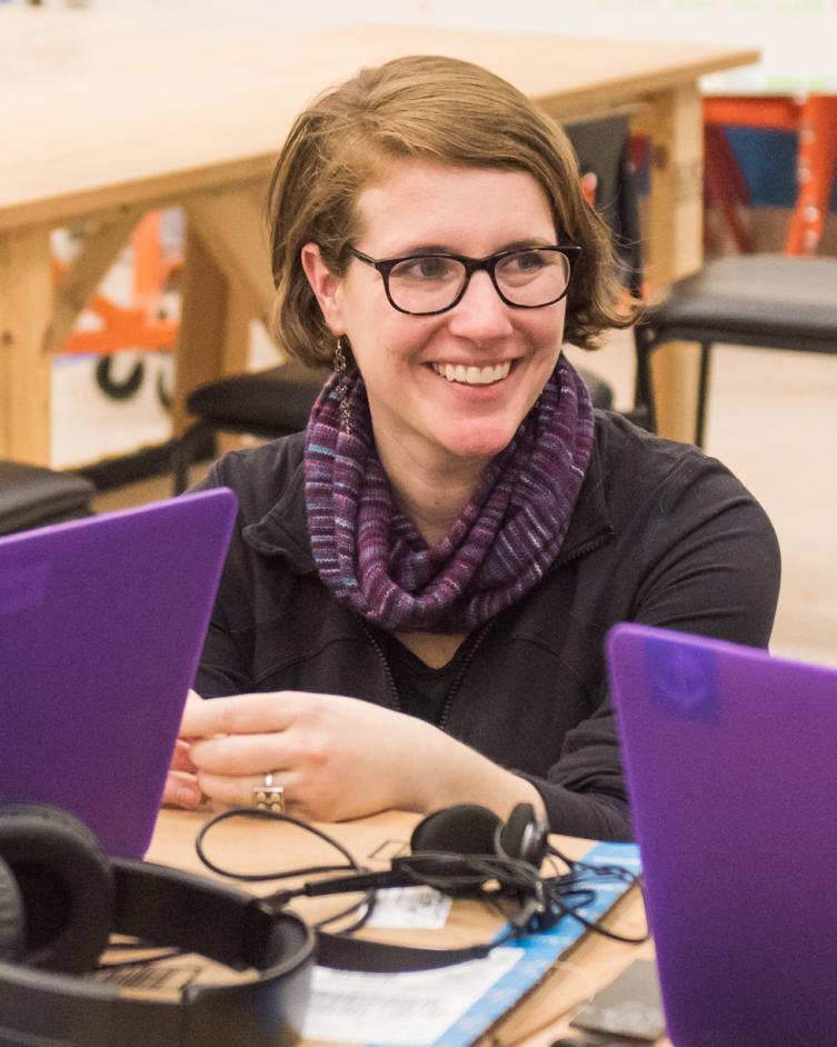 Amy Hurst, HCII PhD Alumnus