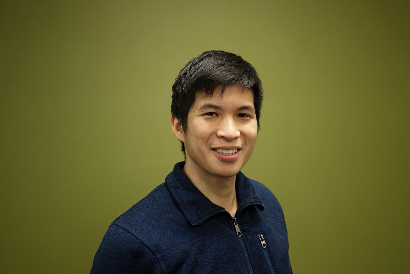 MHCI student Frank Teng