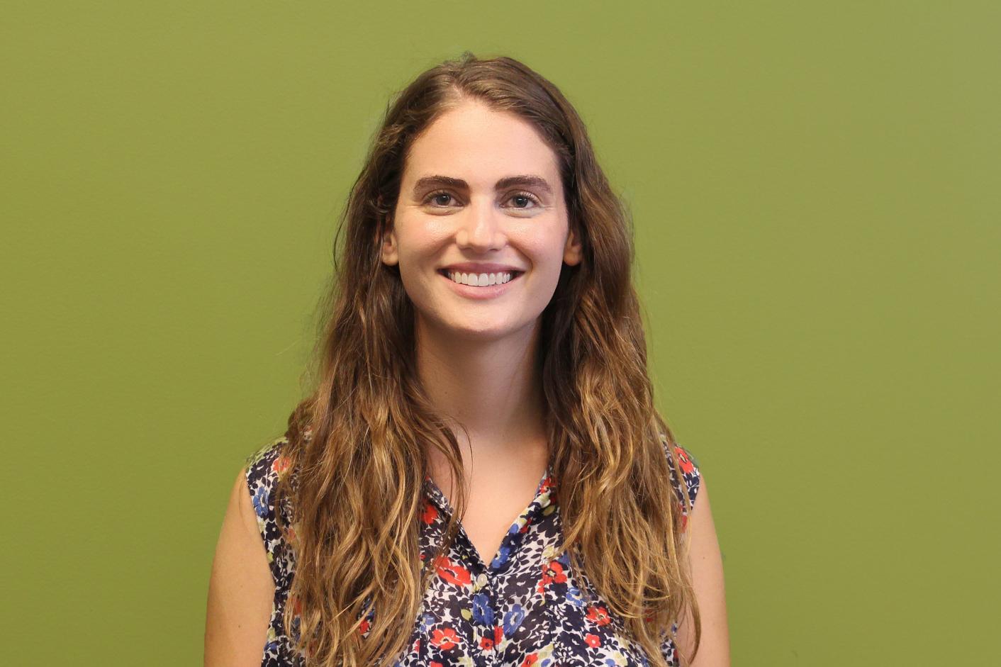 Hannah Rosen Headshot