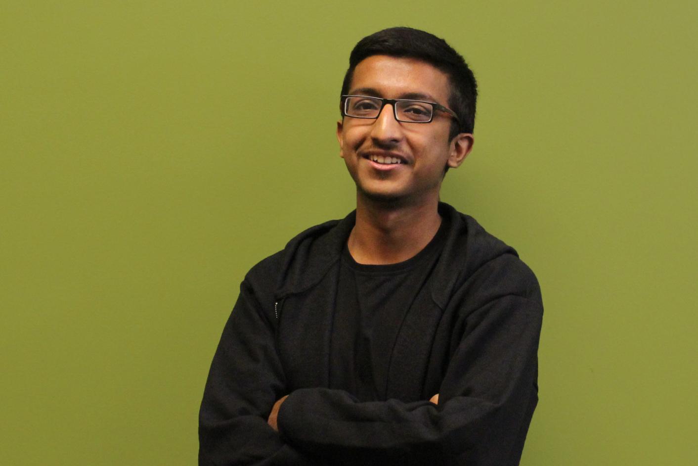 Neeraj Talukdar Headshot