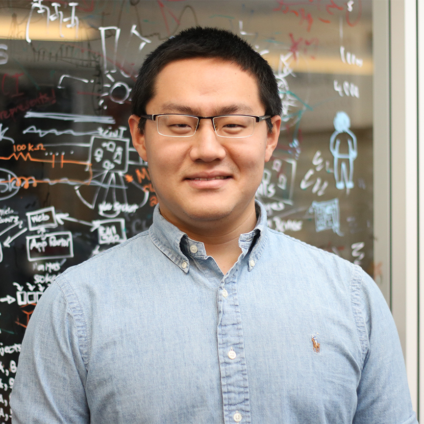 Anthony Guo, HCII PhD student