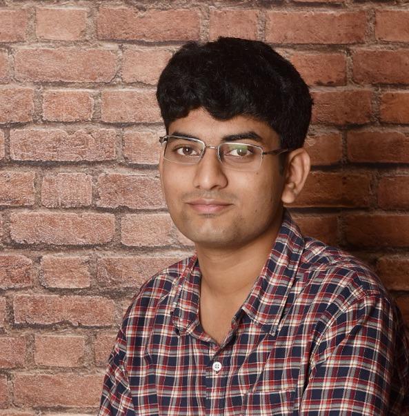 Sujeath Pareddy, HCII PhD student
