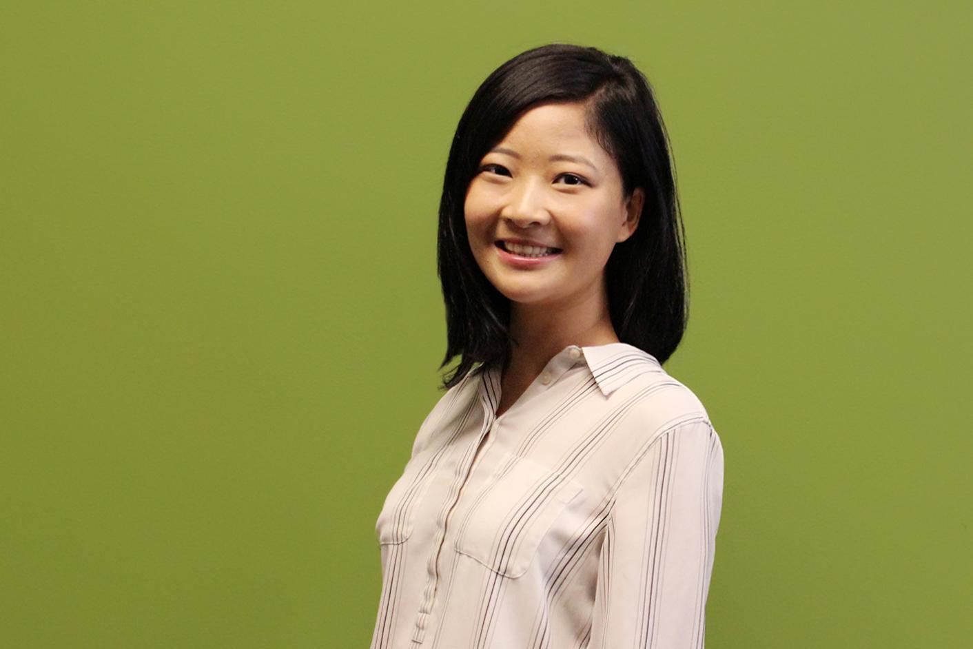 Vida Zhang headshot