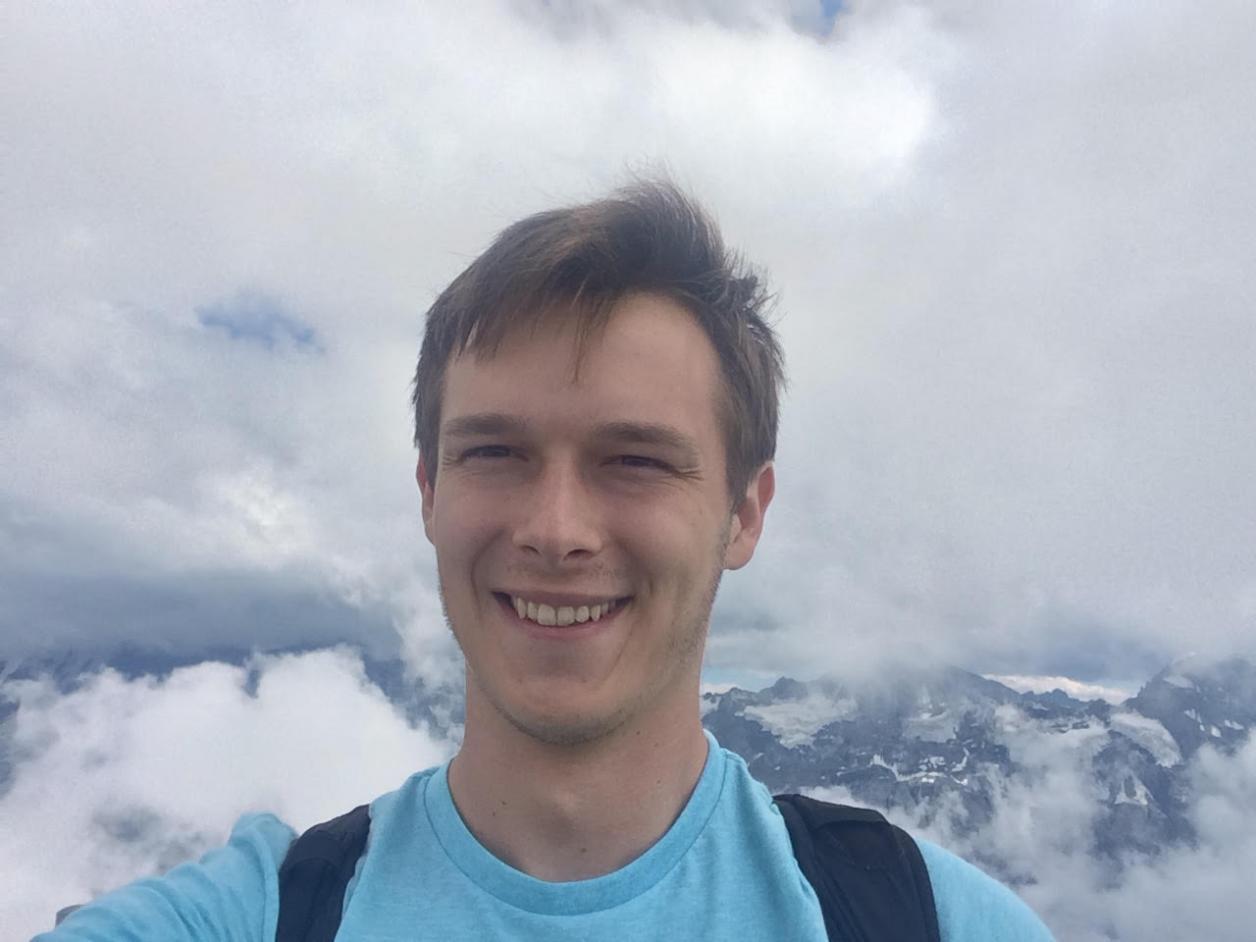 Danny Weitekamp, PhD student, HCII, CMU
