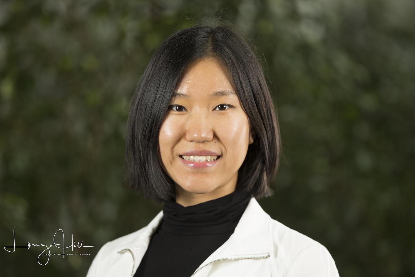 Siyan Zhao, HCII PhD student