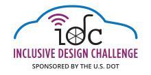 Inclusive Design Challenge logo