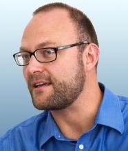 Jacob Wobbrock Headshot